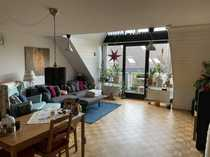 Lichtdurchflutete 3 5-Zimmer-Maisonette mit ruhigem