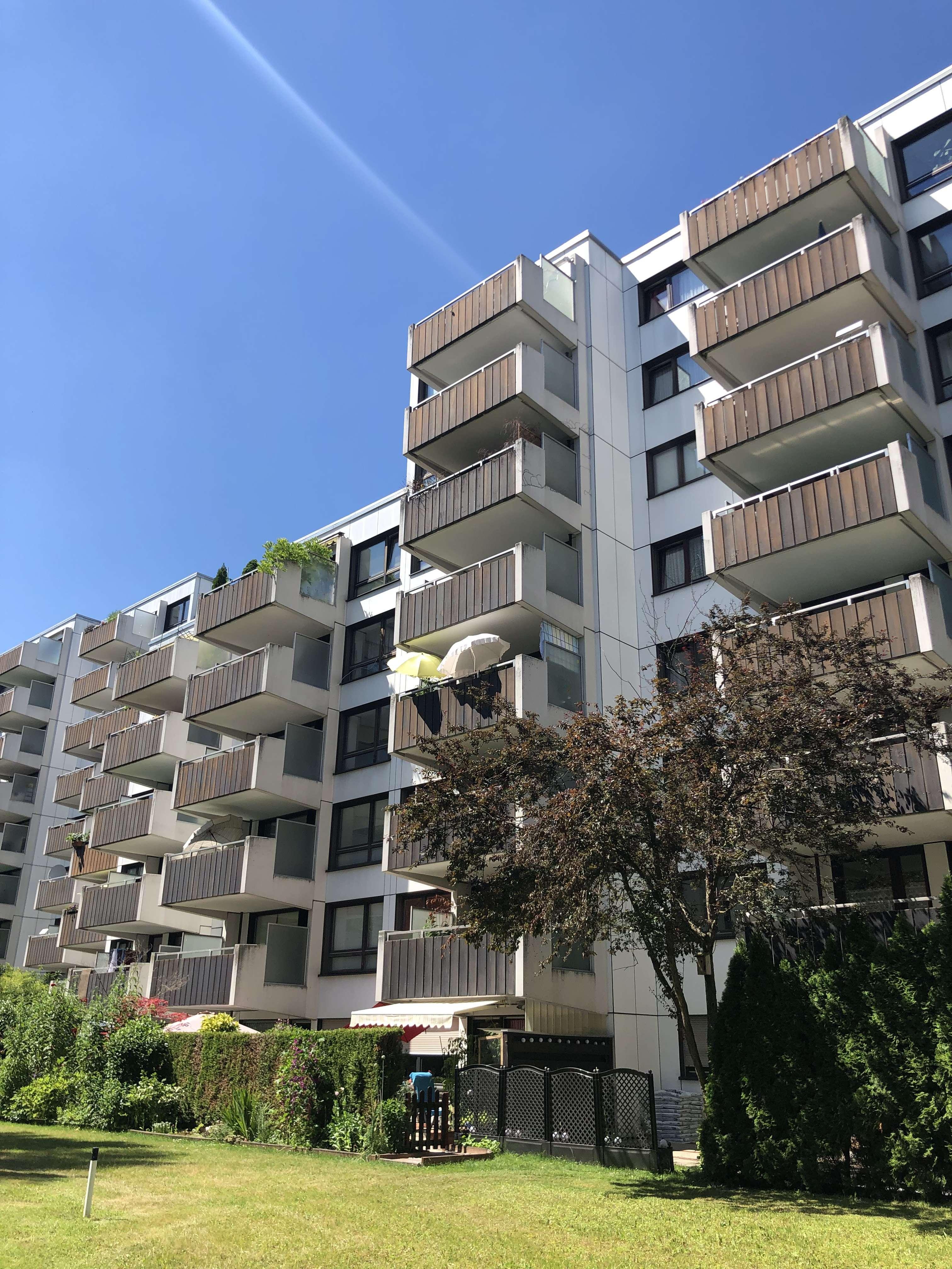 Sanierte 3-Zimmer-Wohnung mit großzügiger Terrasse! in Ramersdorf (München)