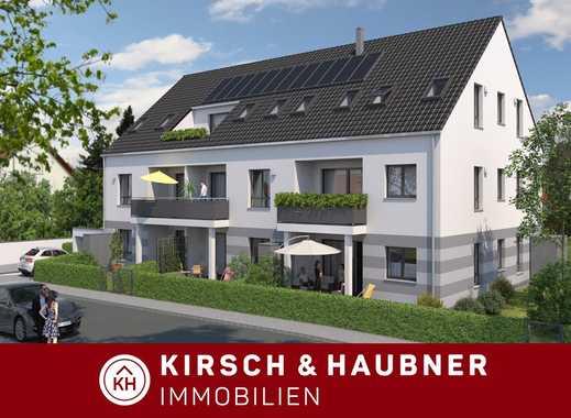 3-Zimmer-Erdgeschoss-Wohnung mit Privatsphäre inklusive,  Nürnberg - Eibach