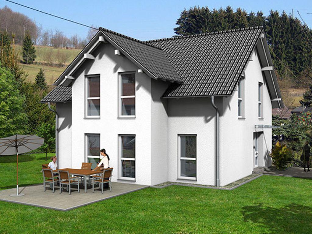 hilchenbach sch nes baugrundst ck in baul cke mit blick. Black Bedroom Furniture Sets. Home Design Ideas