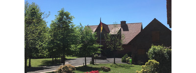 Perfekte Wohnung mit Einbauküche & Kaminofen auf privatem Anwesen in Porta Westfalica