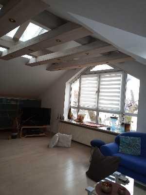 Geschmackvolle Wohnung mit drei Zimmern in Augsburg ideal für Münchenpendler in Augsburg-Innenstadt
