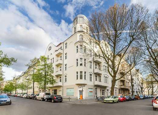 Dachgeschosswohnung mit Terrasse und Kamin nahe Schloß Charlottenburg - kein Fahrstuhl