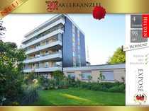 NEU Große Wohnung mit Sonnenbalkon