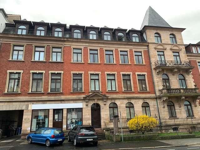 Modernisierte Altbauwohnung vom Feinsten in denkmalgeschützten Gebäude Innenstadt Aschaffenburgs in