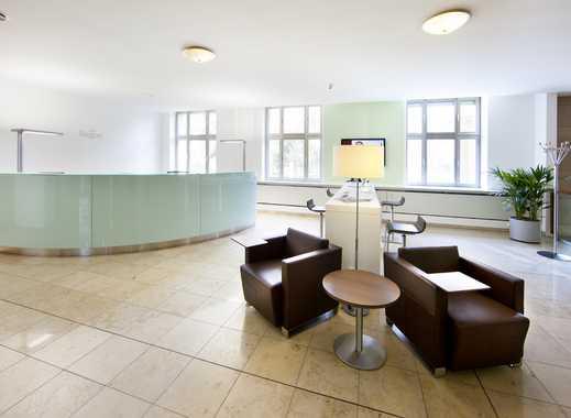 Arbeiten in der Business Lounge - Frankfurt Skyper Villa