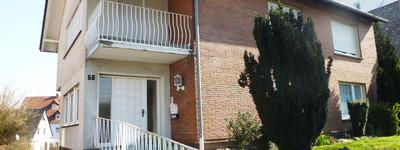 Großzügige 2 Zimmer-Erdgeschoss-Wohnung mit Südterrasse und PKW-Stellplatz in B.O. - Südstadt