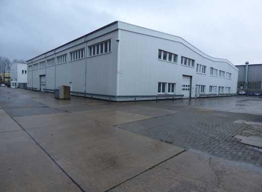 Lager/Produktion/ebenerdig/Büro/Stellplätze/Freifläche/Provisionsfrei