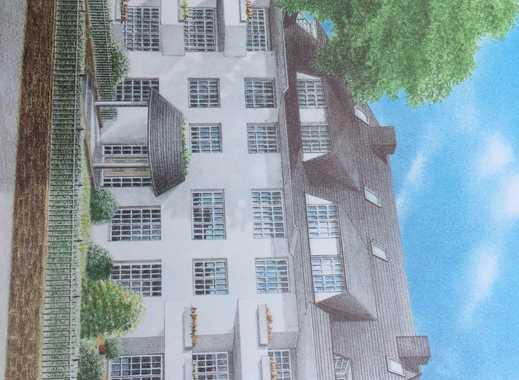 3-Zimmer-Maisonette-Wohnung mit großem Balkon und Einbauküche in Bremen