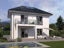 Elegante Stadtvillenarchitektur modern umgesetzt - Newline6