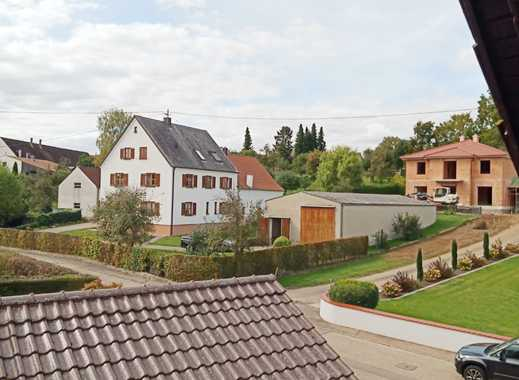Exklusive, vollständig renovierte 3-Zimmer-Wohnung mit Balkon/Terrasse in Donauwörth/Riedlingen
