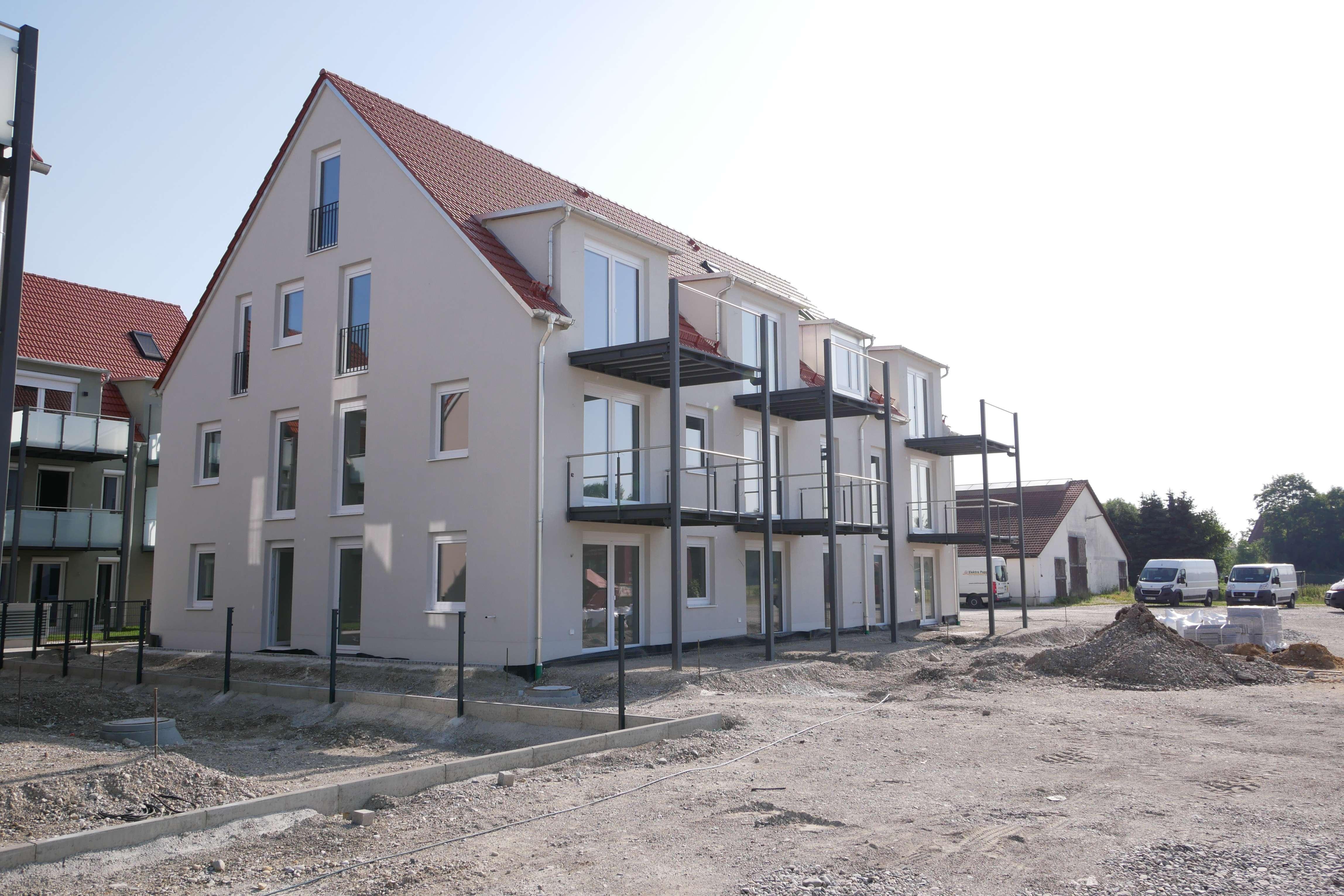 G9 - Charmante 3-Zimmer-Wohnung über zwei Etagen - Dachgeschoss und Dachspitz