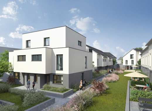 Perfectly connected and surrounded by nature. 5-room terraced house with spacious feeling