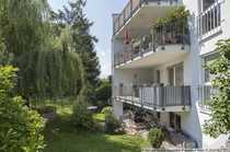 Bild Auf großem Gartengrundstück: 3-Zimmer-Wohnung zur Kapitalanlage nahe dem Orankesee