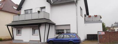 Barierefreie Erdgeschosswohnung mit Terrasse und EBK in Bad Oeynhausen
