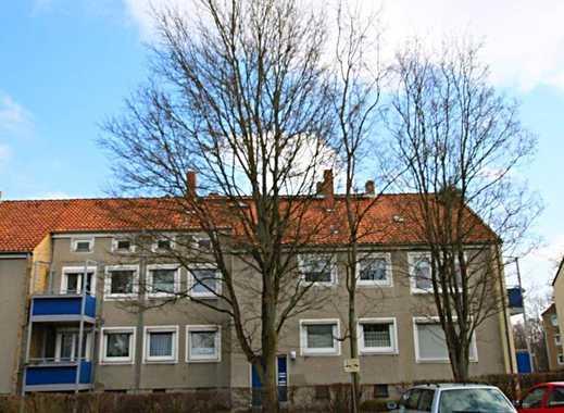 Gepflegte 4-Zimmer-Wohnung mit Balkon und Garage in ruhiger Lage nahe der Innenstadt