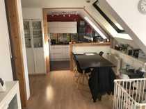 Einzigartige DACHGESCHOSS Wohnung in Schwetzingen
