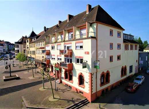 Vielseitig nutzbares Renditeobjekt im Herzen von Neunkirchen