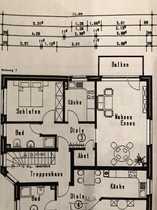 Gepflegte 2-Zimmer-Wohnung mit Balkon in