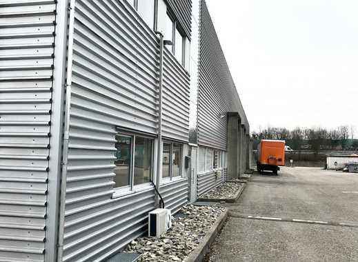 Ihre neue separate, ebenerdige, lichtdurchflutete Lagerhalle mit Rampe