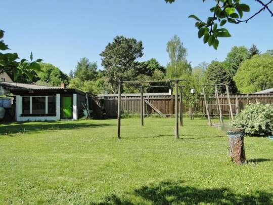 Sanierungsbedürftiges Wohnhaus im grünen Zeesen - Bild 5