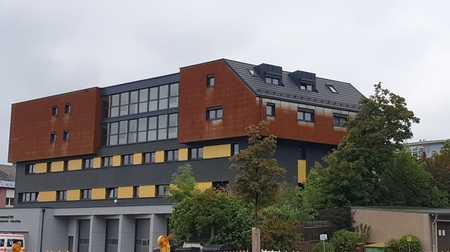 Betreutes Wohnen in Hof, Haus Rosengarten, NEUBBAU, ERSTBEZUG in Hof-Innenstadt