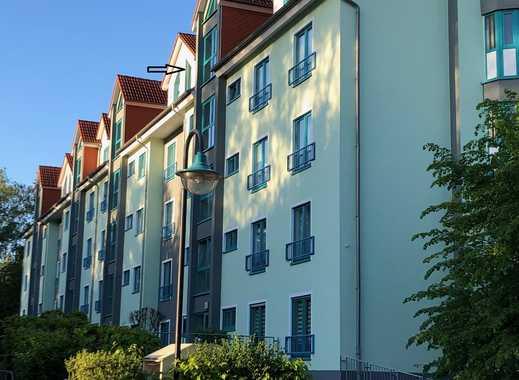 Helle 2-Raum-Wohnung im Dachgeschoss, 52 m²