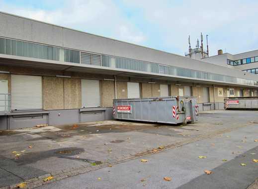 Lagerhallen mit 8 Rampentoren in Dortmund-Dorstfeld