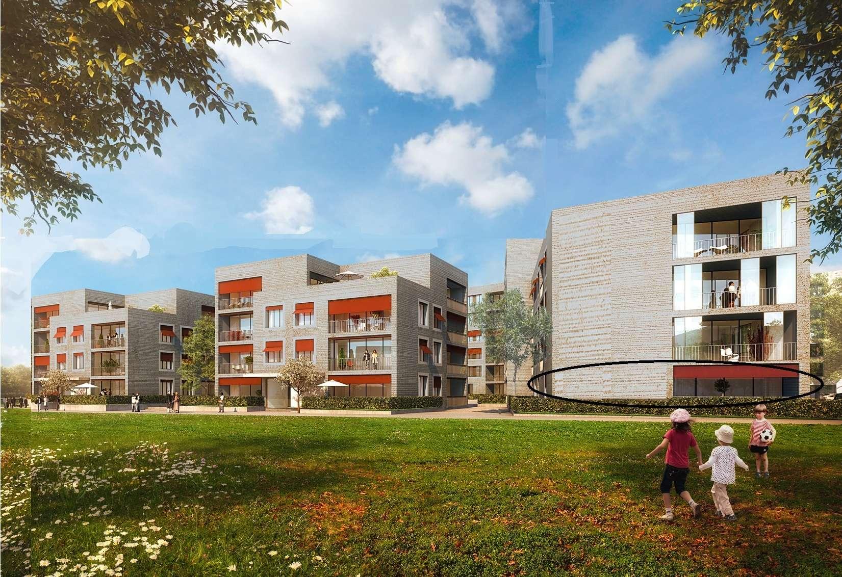 2-Zimmer-Wohnung am künftigen Park / Neubau - Erstbezug in Obermenzing (München)
