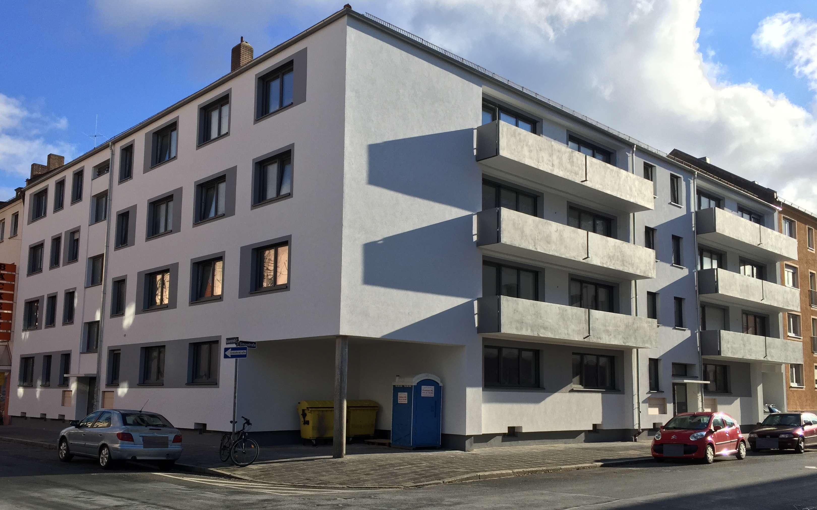 ERSTBEZUG NACH SANIERUNG! 2-Zimmer-Wohnung mit Balkon