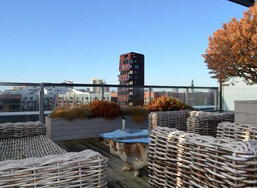 Spektakuläres Penthouse mit unverbaubaren Weitblicken und privater Dachterrasse