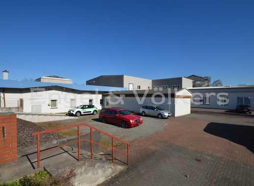 Vermietete Gewerbehalle; mit Option zum Wohnungsbau auf 4271m² Grdst.