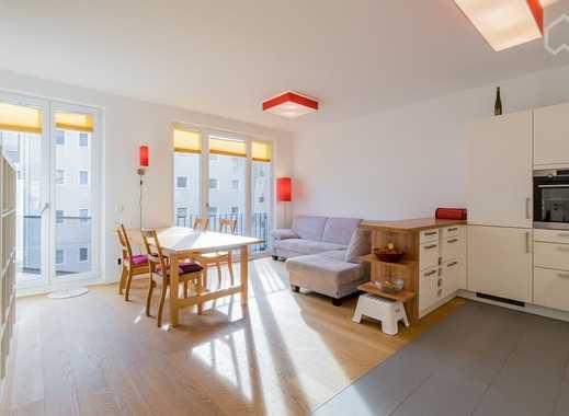 Schicke, helle 3-Zimmer-Wohnung (Neubau) Berlin-Tempelhof, Nähe Tempelhofer Feld