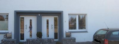 Kinderfreundliche, modernisierte 5-Zimmer-Wohnung mit Balkon und Garten in Espelkamp-Frotheim