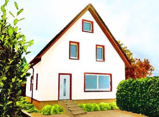 Effizientes, freistehendes Einfamilienhaus mit Gärtchen - schlüsselfertig & bezugsfrei