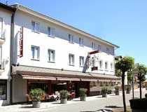 Traditionelles Hotel im Herzen der