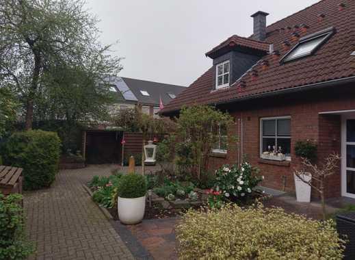 Krefeld Oppum - Schönes Einfamilienhaus (Reihenendhaus) in Südlage zu vermieten