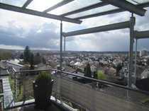 Dachgeschosswohnung mit herrlicher Aussicht von