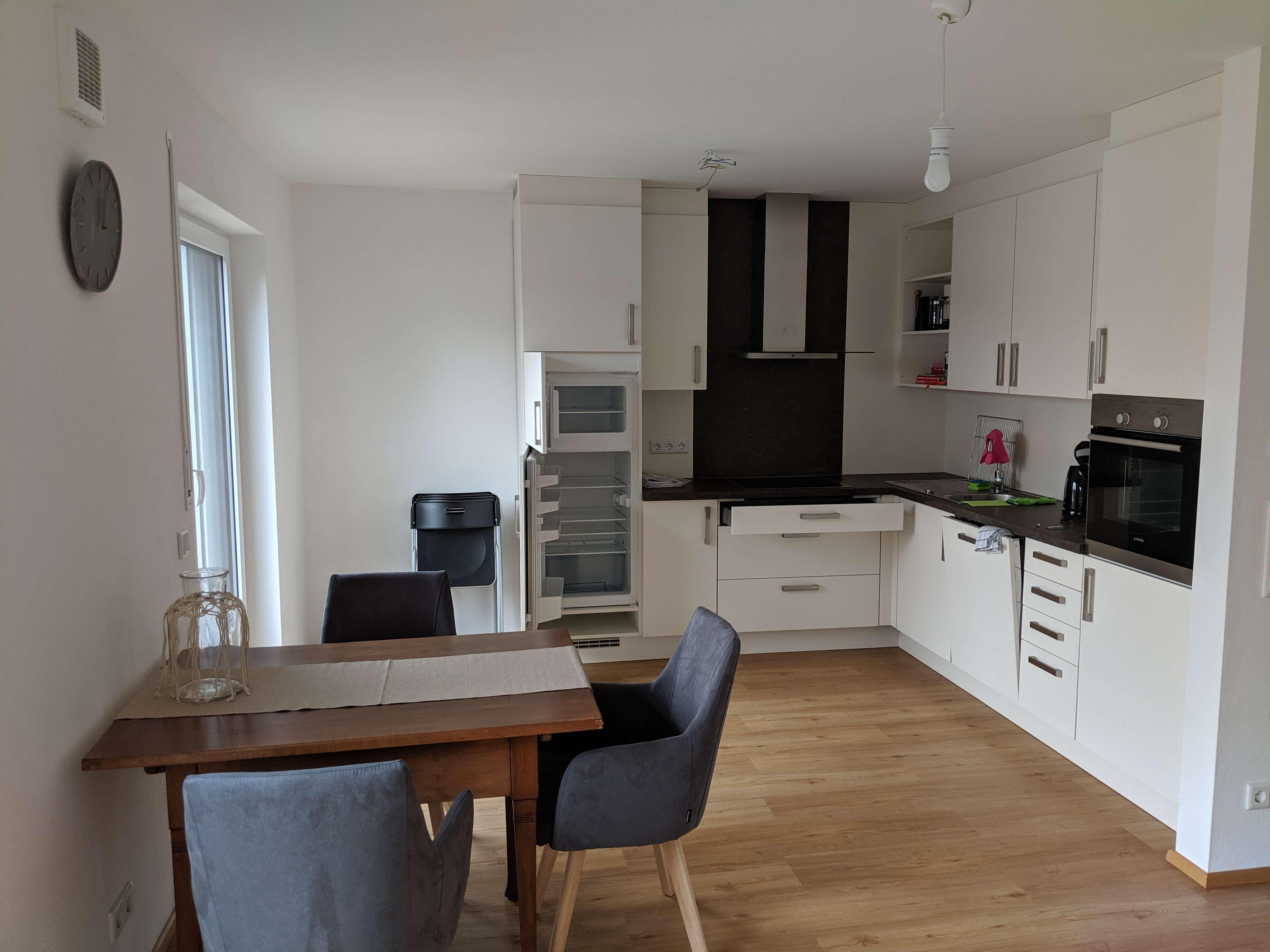 Stilvolle, neuwertige 3-Zimmer-Wohnung mit Balkon und Einbauküche in Ingolstadt in Südwest (Ingolstadt)