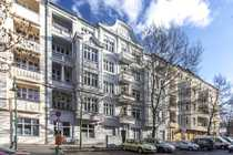 Bild DE / EN: großzügige, helle & ruhig gelegene Wohnung im Baudenkmal