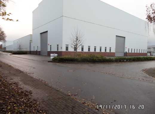 Halle Fertigungshalle Lagerhalle Produktionshalle Büro Krananlage