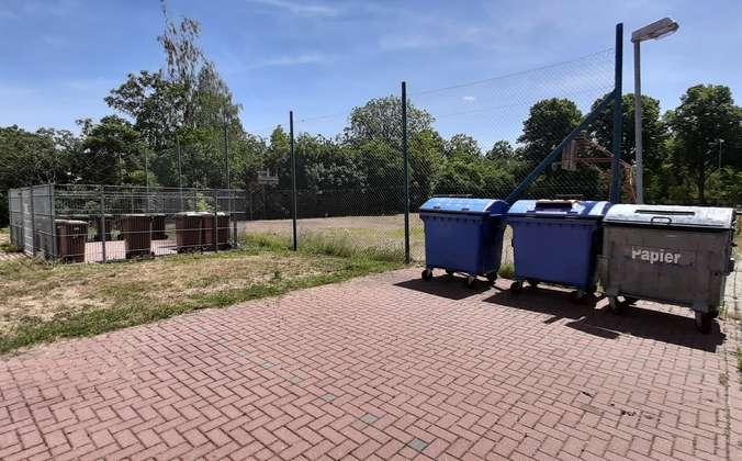 Müllplatz