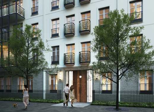 Kapitalanlage: 20qm Terrasse, großer Wohnbereich, Ankleide, Neubau in Düsseldorf