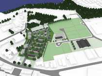Baubeginn März 2020 Neubau Büro-