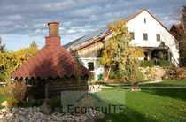 Solitäres Bauernhaus mit Scheune Sauna -