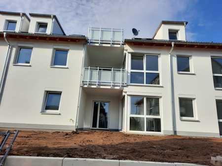 Erstbezug: Ansprechende 2-Zimmer-EG-Wohnung mit Garten in Rednitzhembach in Rednitzhembach