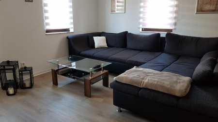 Neu renovierte 4-Raum-Wohnung mit Balkon und Einbauküche im Zentrum von Alzenau in Alzenau