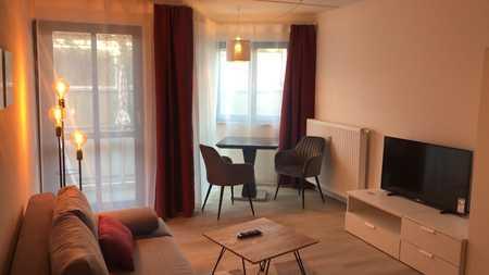 Wunderschöne 1Zi.-Wohnung, Vollmöbiliert, Komplettpreis 790 Euro in Lengfeld