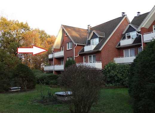* 87,6 m² + ca. 37 m² Studiozimmer *  Gepflegte Maisonettewohnung mit 2 Balkonen + TG-Stellplatz