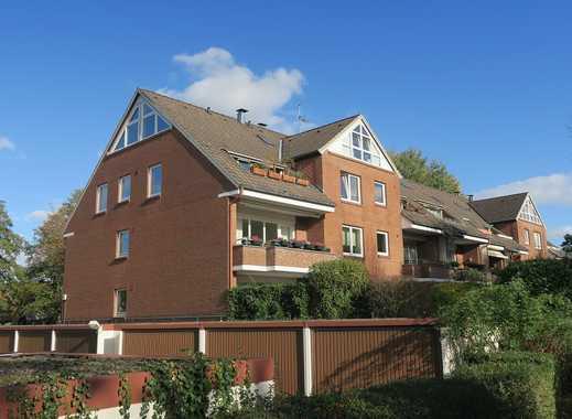 CLASSIC IMMOBILIEN: Großzügigkeit pur: Sonnige Maisonette-Dachgeschoss-ETW